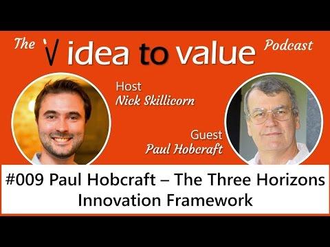 009   Paul Hobcraft   The Three Horizons Innovation Framework