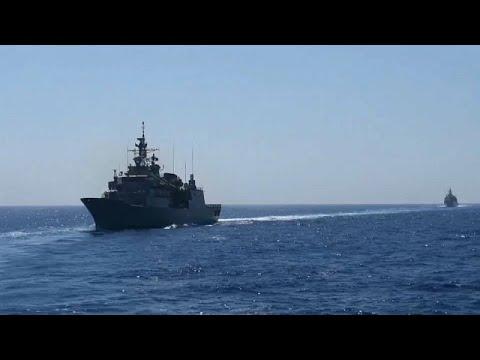 Mecanismo de seguridad entre Grecia y Turquía en el marco de la OTAN para evitar enfrentamientos