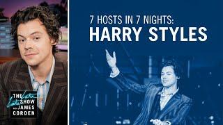 7 Hosts In 7 Nights: Harry Styles