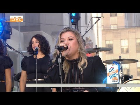 Kelly Clarkson - Stronger (The Today Show)
