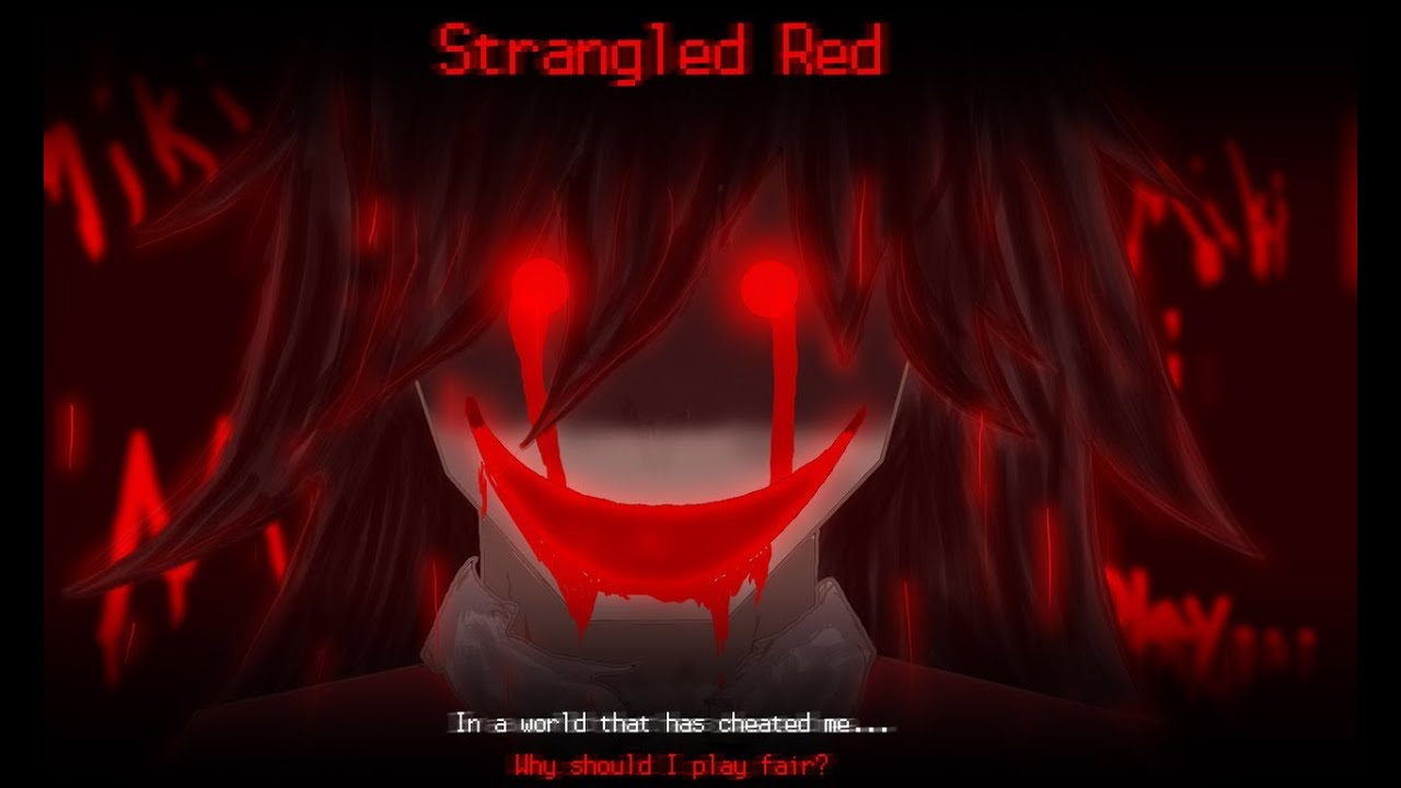 Strangled Red 1-5 by Tuggieman on DeviantArt |Strangled Red Sprite