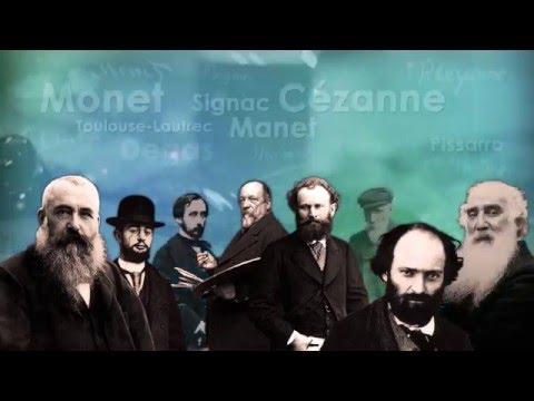 Monet till Cézanne - de franska impressionisterna - öppnar 19 maj 2016 på Halmstad Arena