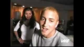 Eminem - 1998 Rare freestyle!