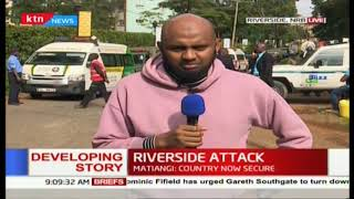 Riverside Attack: Live updates from Riverside Drive; public not allowed at scene