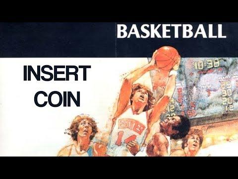 Basketball (1979) - Atari 8 Bit - Partido Completo