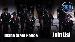 The Idaho State Police - Join Us!