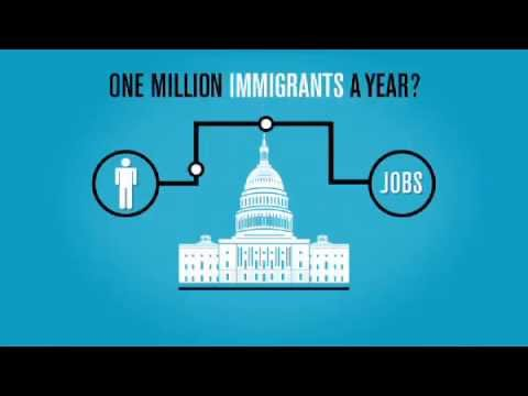 NumbersUSA Immigration Ad Campaign Asks Senators:  Should Americans Get The Next U.S. Jobs?