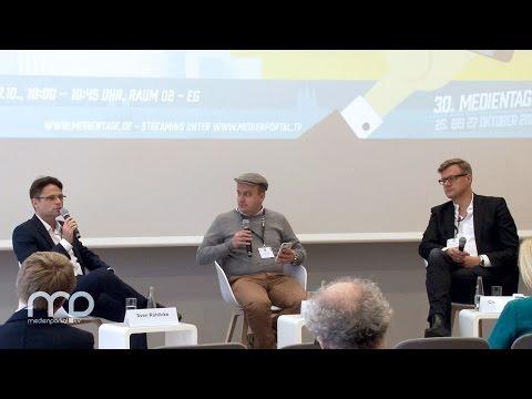 Diskussion: Pflicht, Kür oder Zukunft? Die Rolle von Audio im Netz