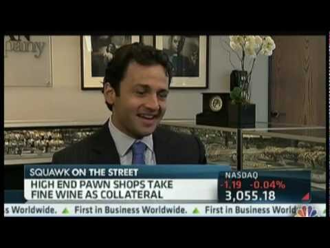 Pawning Liquid Assets  - Beverly Loan Company on CNBC