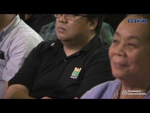 Distribution of Certificates of Land Ownership Award (Speech) 3/8/2019