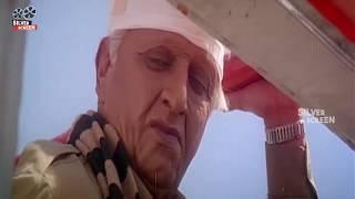 Kamal Haasan Best Action Scene   Best Telugu Action   Silver Screen Movies