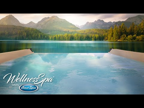 Wellness Infinity Swim Spa