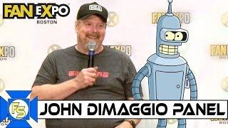 John DiMaggio FUTURAMA Panel - Fan Expo Boston 2019