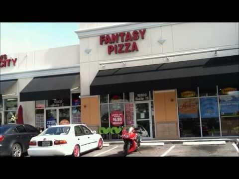 Fantasy Pizza on Shooger TV