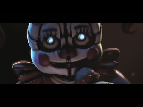 FNAF Song   Sister Location Soulless   Five Nights at Freddy's Animation Song