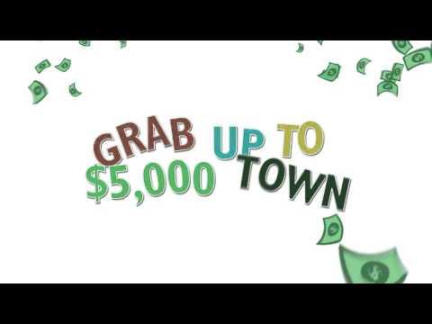 $250,000 Cash Cube - March 2016