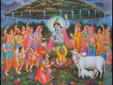 govardhana giri dhara govinda P unnikrishnan