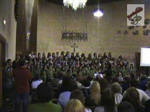 Aurora y clavel. 25 aniversario Coro Jorbalan