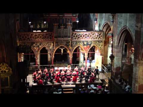 Prokofiev Romeo and Juliet, excerpts, Mi Bémol Saxophone Ensemble