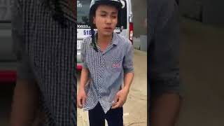 Thanh niên say rượu lái xe gắn máy tự té ăn vạ anh