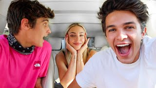 SURPRISING BEST FRIEND WITH HIS DREAM GIRL!!