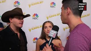 THE VOICE TEAM KELLY INTERVIEW