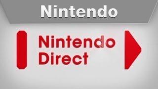 Nintendo Direct 10.1.2013