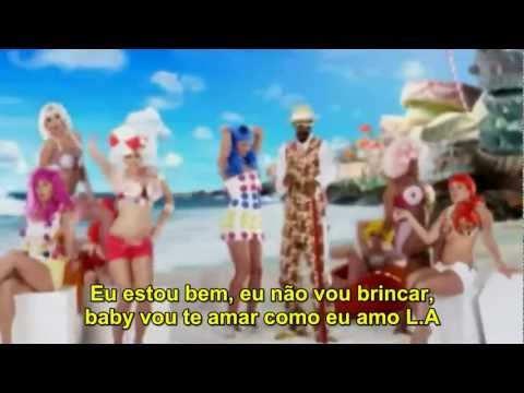 Katy Perry California Girls Gurls Legenda Tradução   HDTV   YouTube