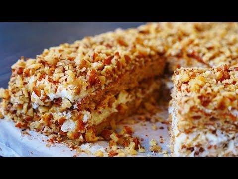 Пирожные/ Торт «Белочка» Крем со Вкусом Мороженого