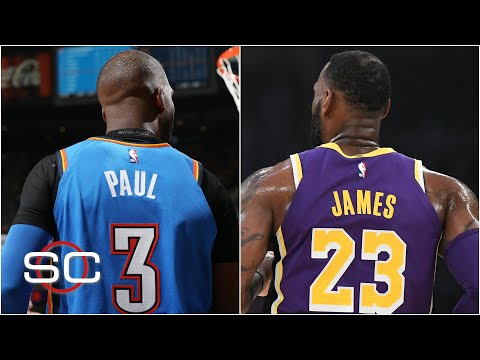 NBA may allow players to have statements on the back of jerseys instead of names | SportsCenter