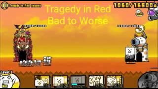 [TH]The Battle Cats - Bad to Worse(CycloneจอมโหดกับBun Bunผู้เร่งรีบ)