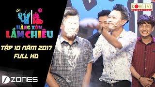 Hàng Xóm Lắm Chiêu Mùa 04 (2017) | Tập 10 Full HD: Hoàng Mèo, Thanh Tân, Gia Linh(28/8/2017)