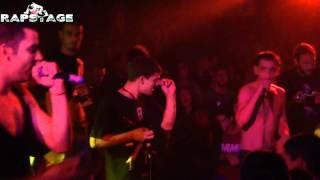Bong Da City-Βρίσκεσαι Υπό Κατοχή live @ An club 24/9/2011
