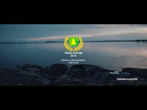 Varje år samlas över 50 000 badkar skräp längs Sveriges kust och sjöar.