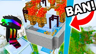 This Minecraft Farm is Illegal... Here's Why