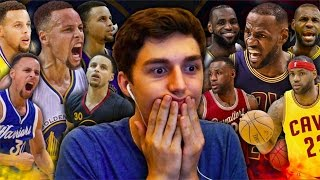 10 STEPHEN CURRYS VS 10 LEBRON JAMES! WHO'S THE BEST PLAYER? NBA 2K16 MY LEAGUE
