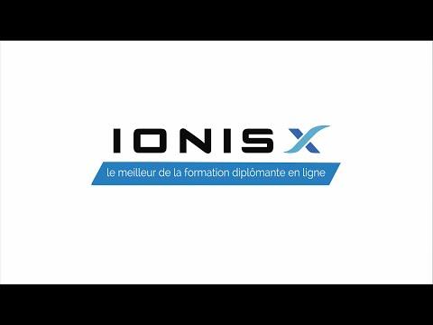 IONISx : la formation professionnelle 100% en ligne