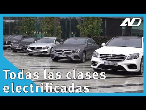 Al fin Mercedes-Benz electrificó todos sus coches. Este fue mi favorito.