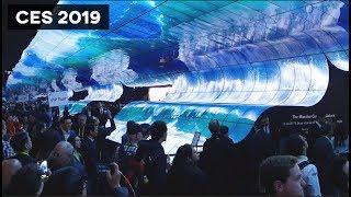 CES 2019: LG OLED-R, Hisense Laser TV & Sony 3D-Sound