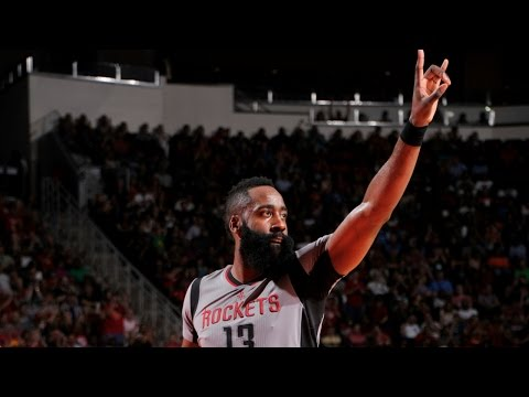 Best 3-Pointers from the Rockets' Record Breaking Season | March 31, 2017