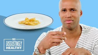 Richard Jefferson Attempts to Explain LeBron's Hairline | Disgustingly Healthy | Men's Health