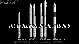 What is block 5 of Falcon 9? Why throw non block 5's away?