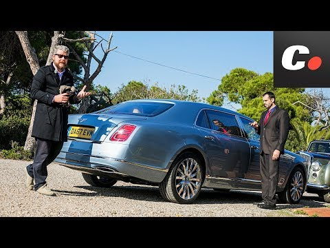 Bentley Mulsanne 2017 | Prueba / Test / Review en español | coches.net