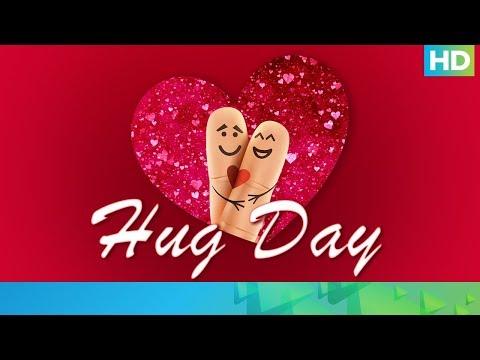 Week of Love | Hug Day