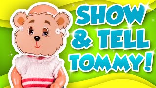 Barbie - Show and Tell Tommy | Ep.142