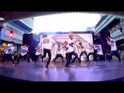 140426 Neo Planet cover EXO - Overdose @Hello! Korea 2014