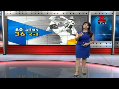 1975 क्रिकेट वर्ल्ड कप: सुनील गावस्कर ने 60 ओवर में बनाए 36 रन
