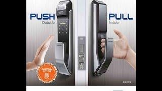 Samsung Door Locks SHS-P718 Exclusive to Overseas agent