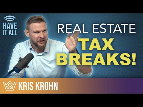 How Taxes Can Benefit Your Real Estate photo
