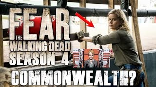 Fear The Walking Dead Season 4 - Madison to Start the Commonwealth?